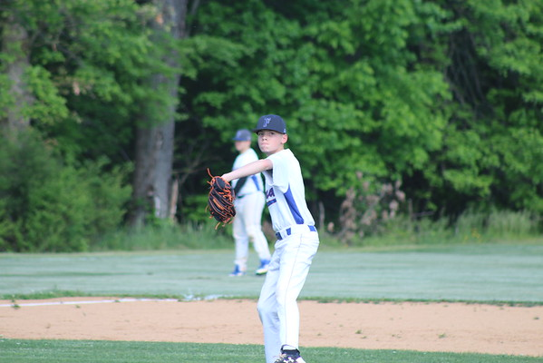 Junior Prep Baseball vs. STAB - May 7