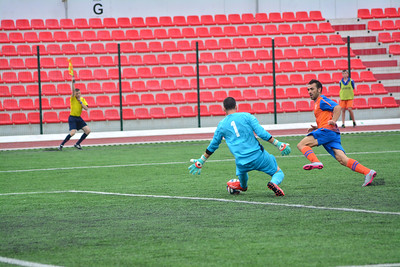 Gibraltar - Football First Division - Lions 3-0 Angels