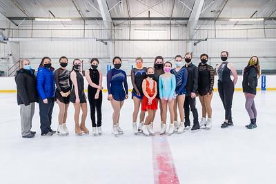 THE SKATING CLUB AT DARTMOUTH 2021