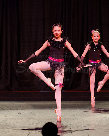 Thoroughly Modern Millie - Dance Center Of Sinton, Refugio, and Beeville