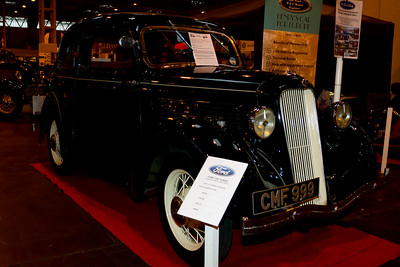 Classic Car Show and Top Gear Live