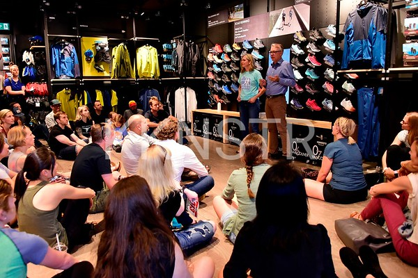 Jul 7, 2019 - Packet Pickup and Race Briefing