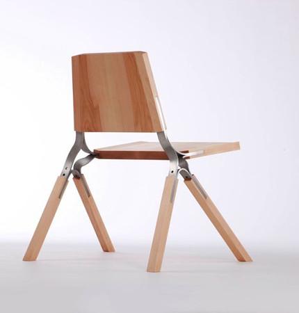 Andrew Perkins' Innovative Wood-Metal Blending