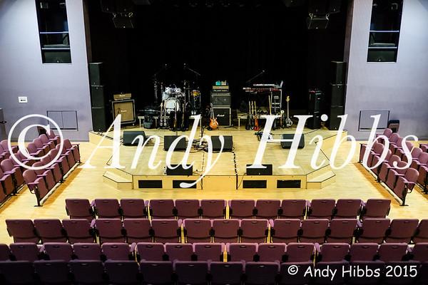 Steve Rothery Band Milton Keynes Nov 2015