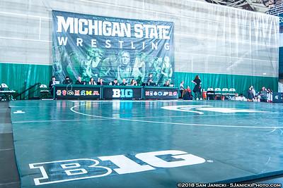 1-26-18 - Michigan State Vs Ohio State