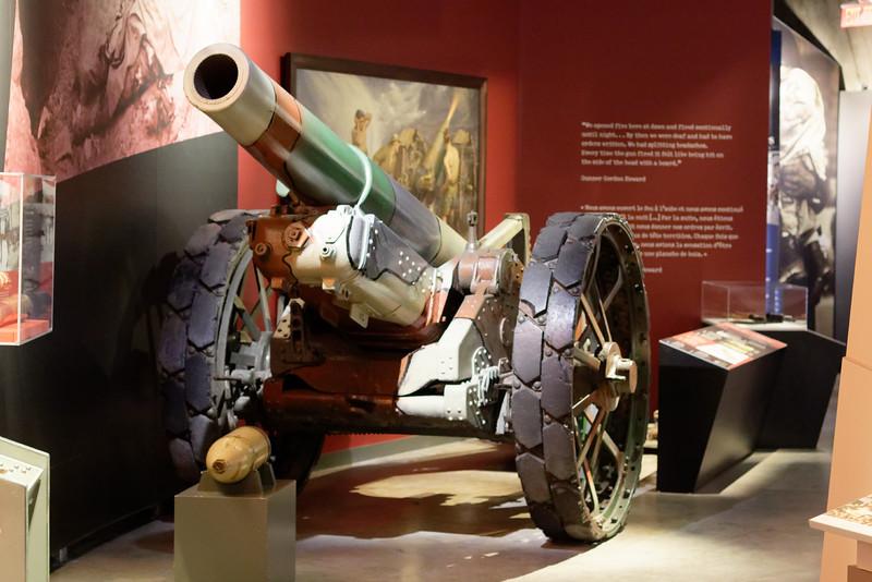 World War I Artillery