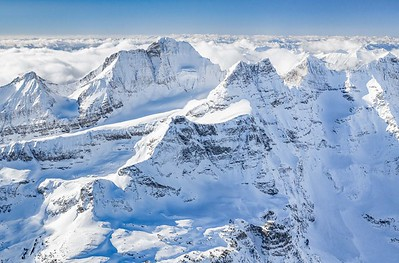 BC-Mt. Assiniboine Provincial Park & Vicinity