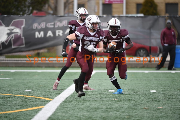 National Capital Bowl - Westmount Wildcats vs Ashbury Colts