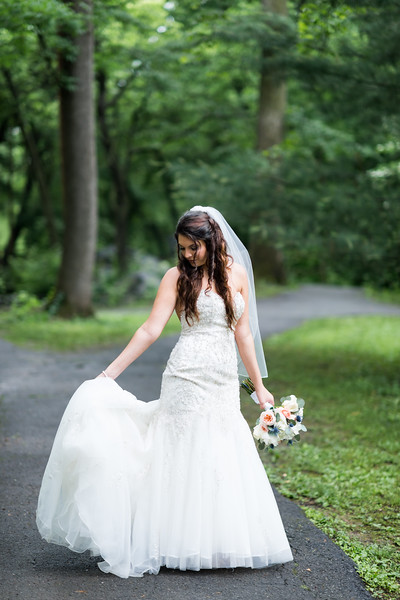 Florals: UV Stems, arranged by Mother and Aunt of Bride // Bridal Dress: J&B Bridals // Bride's Necklace: Pandora // Hair and Make Up: Stephanie Garrity and Emily Tritle, Friends of the Bride >  LOCATION: HAGERSTOWN, MD