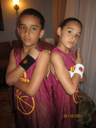 2011 - I9Sports  Lil Magics-Mia & Eric Baskent Ball League