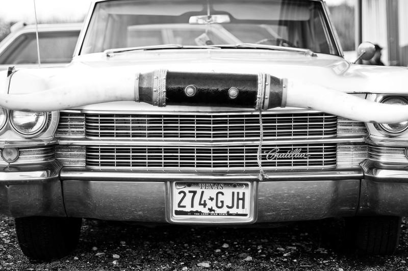 Boss Hog Cadillac