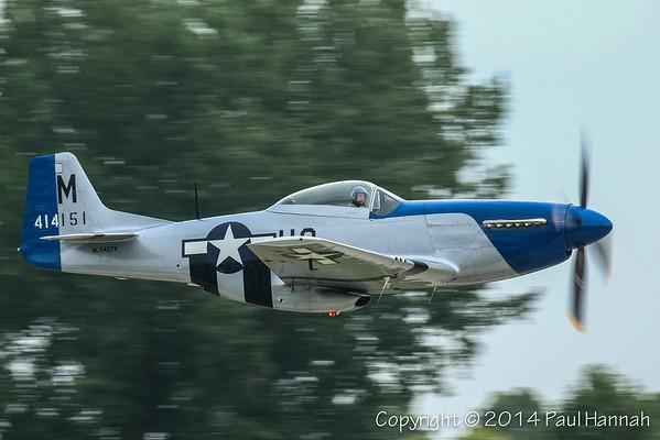 2014 Wings Over Waukesha, WI