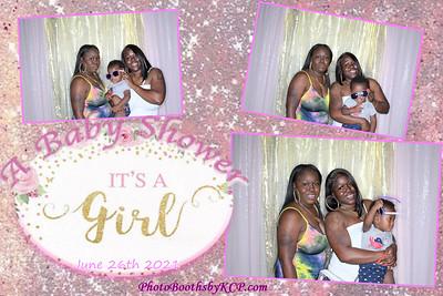 Savanna & Louis Baby Shower