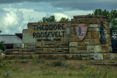 2015 Theodore Roosevelt National  Park