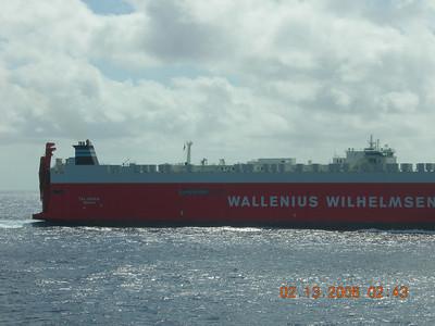 At Sea (2/13/2006)