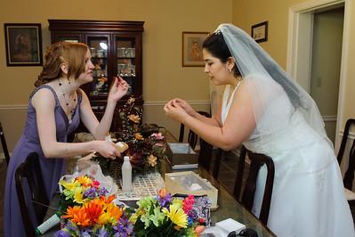 Anjelica & Andre - Wedding Pre-ceremony