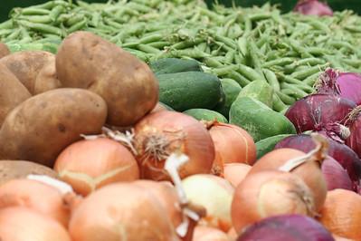 Santa Clara's Farmer's Market