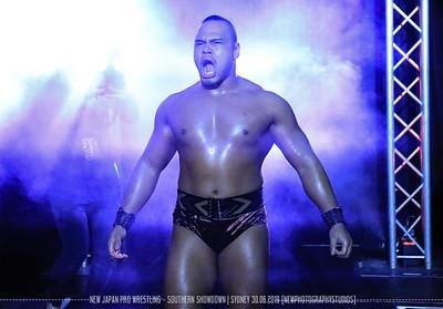 NJPW - Southern Showdown 30.06.2019