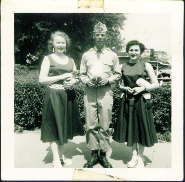 Mom, Soldier, Inge Schroeder