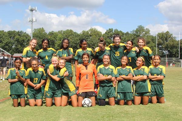 SV Varsity Girls Soccer vs. Northwood HS