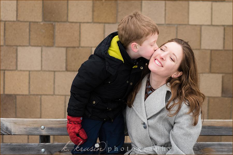 Will + Mom