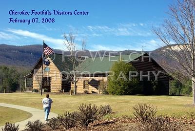 Cherokee Foothills Scenic Byway, SC - 20080207
