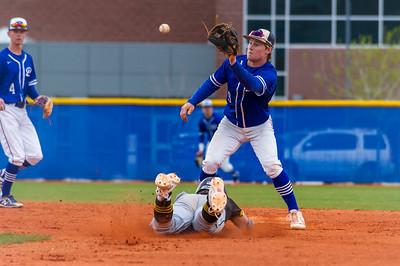 2018-03-17 Dixie HS Baseball vs Wasatch
