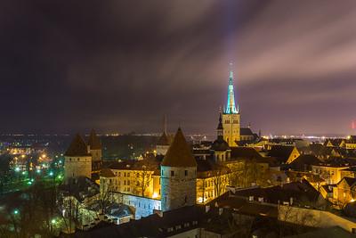 2013, Tallin, Ryga, Kowno
