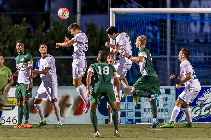 FGCU v Jacksonville 09/30/2015
