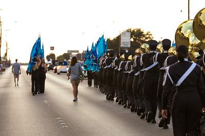 140929 Band HC Parade