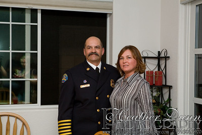 Kingsburg Fire Chief Swearing In