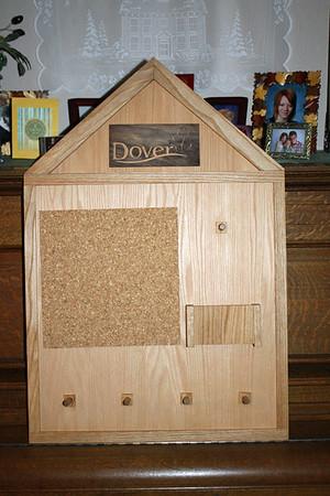 DCC DVD Board