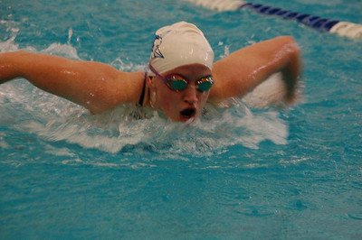 Swim/Dive Team Kempner Meet
