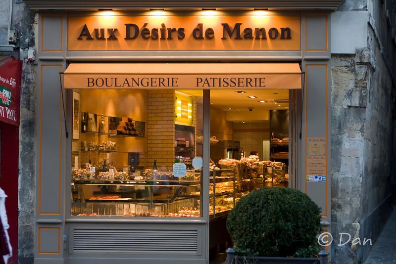 My local boulangerie