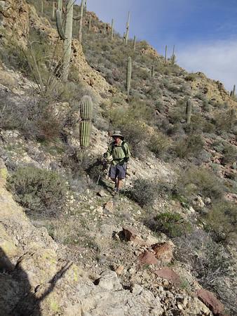 2013-02-10 Governors Peak Hike