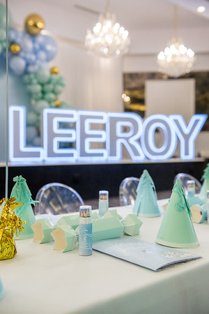 Leeroy's 1st Birthday
