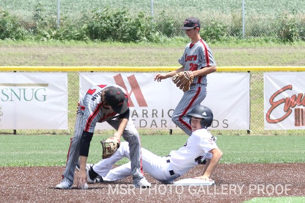 Prospect Meadows 17U  Midwest Invitational Championship Game  7/15/2019