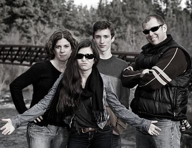Gleason Family 2012