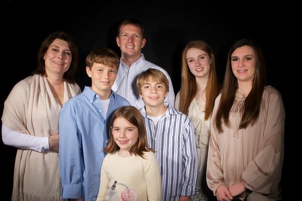 Rick Danielson Family