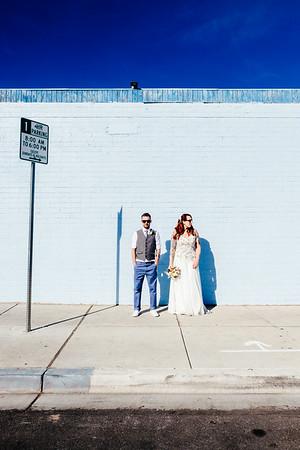 Jen and Bryan - wedding