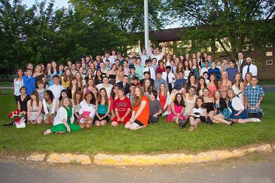 BMS Graduation 2012