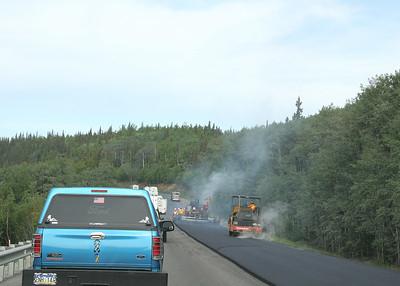 6/22/06 - Fairbanks, AK to Denali National Park, AK