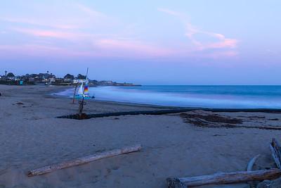 2019 - 06 Santa Cruz Lighthouse Sunset