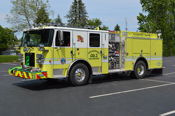 Station 2 - Williamsport Fire and EMS Company