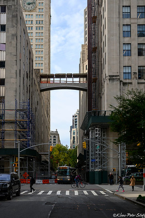 MetLife Skybridge