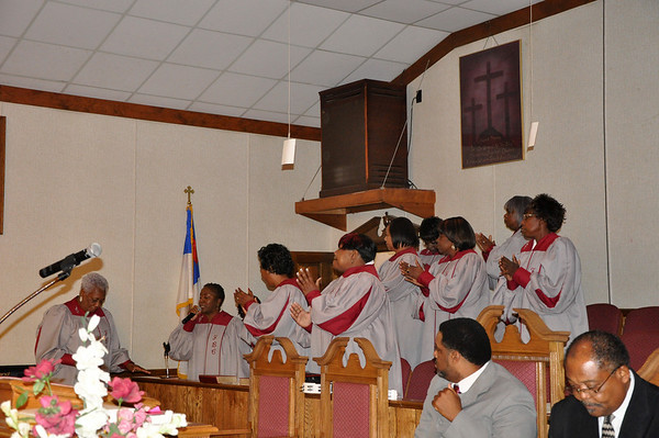 FBC Choir Day 2010