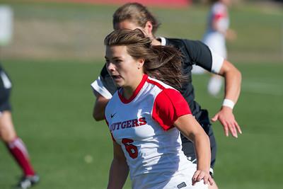 Rutgers Women v Temple 10-27-2013