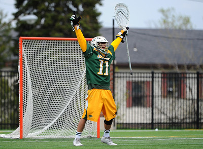 NCAA MLax: LIU Post at Le Moyne: NCAA Qrtrs.