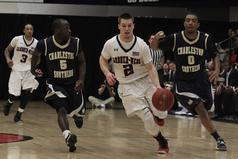 Gardner-Webb Runnin' Bulldogs had a 67-62 victory in over time against Charleston Southern