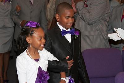 Pastor Marcus Ellison's 1st Honorarium July 14th 2013